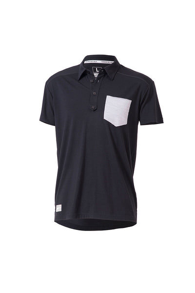 Not Your Dads Polo - Black