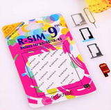 R-SIM 9 PRO- iPhone 4S/5 - iOS 7 and 10*