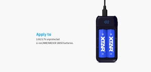 XTAR PB2 Charger/Power bank