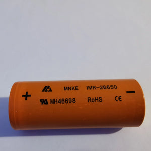 MNKE 5000mah 26650 (out of stock)