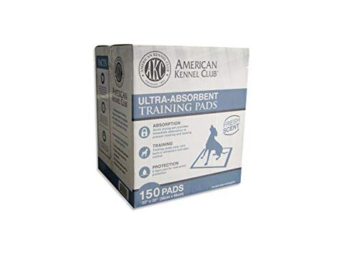 American Kennel Club Akc Training Pads In A Box - Akc 63860