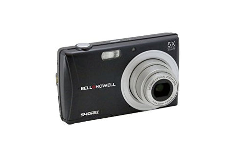 Bell+Howell S40Hdz-Bk 16Digital Camera With 2.7  Lcd (Black)