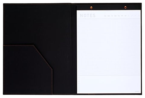 At-A-Glance Meeting/Planner Padfolio, Black (Yp218-28)