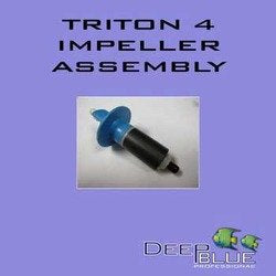 Deep Blue Professional Adb40014 Triton 4 Impeller With Shaft For Aquarium