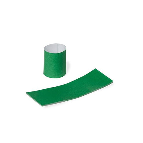 Royal Green Napkin Bands With Self-Sealing Glue And Bond Paper Construction, Package Of 2,500