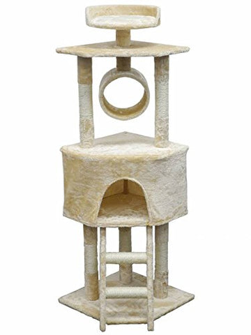 Homessity Hc-013 Light Weight Economical Cat Tree Furniture