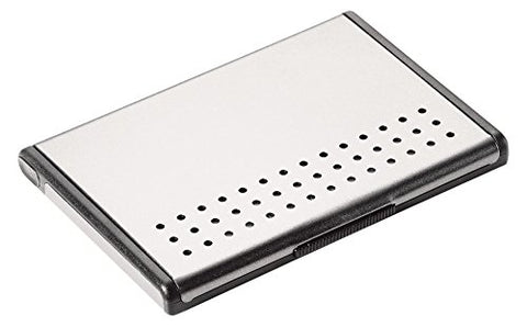 Troika Mr Slowhand Aluminum Card Case (Cdc95Al)