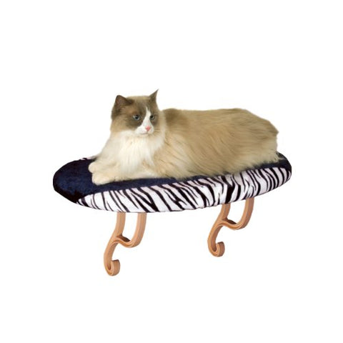 K&Amp;H Pet Products Kitty Sill (Unheated) Zebra 14  X 24