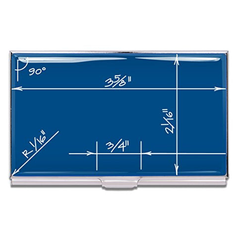 Acme Studios Standard Card Case Blueprint (Ccb01Bc)