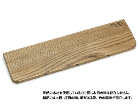 Filco Wood Palm Rest For Minila Keyboards Fwpr/S