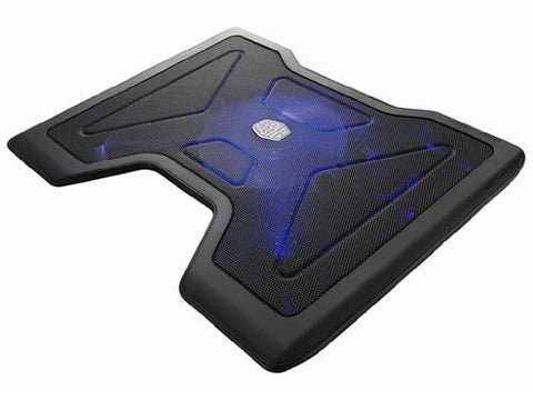 Cooler Master Notepal X2 Laptop Cooling Pad With 140Mm Blue Led Fan (R9-Nbc-4Wak-Gp)
