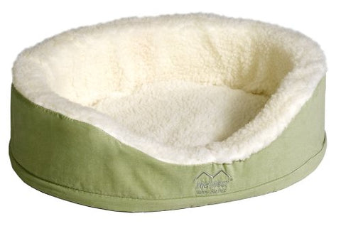 Midwest Quiet Time E'Sensuals Orthopedic Nesting Bed, 29 Diameter, Sage