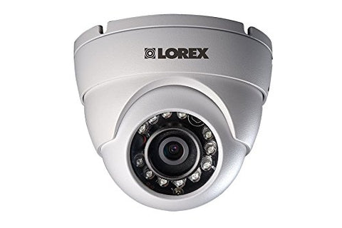Lorex Lev1522B Add-On 720P Hd Dome Security Camera For Lhv100 Series Dvrs
