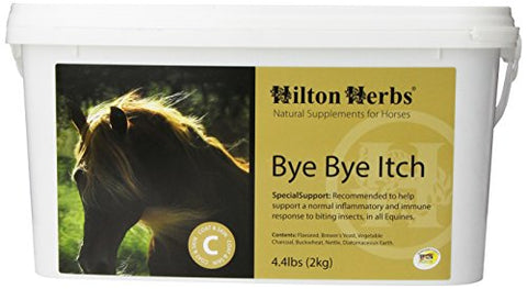 Hilton Herbs Bye Bye Itch Seasonal Skin Allergy Supplement For Horses, 2Kg Tub