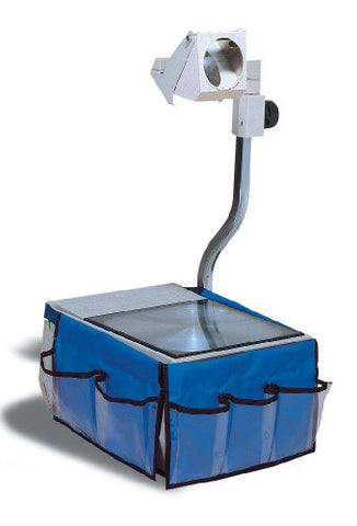 Pacon Overhead Projector Caddy, 12 X7.5  Each Side, Blue
