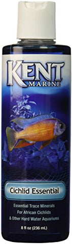 Kent Marine 00235 Cichlid Essential, 8-Ounce Bottle