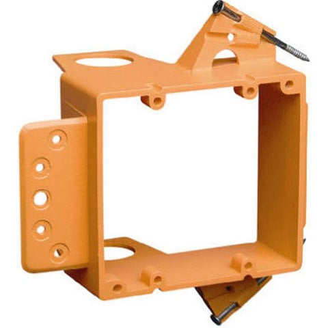 Union Gbrsc200A 2-Gang Low-Voltage Bracket