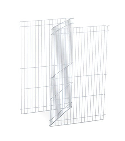 Prevue Pet Products Spv40095 Ferret 3-Panel Play Pen Expansion Kit, 18-Inch