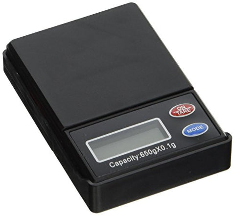 Weighmax Digital Pocket Scale 650G X 0.1G For Precious Metal, Jewelry, Laboratory, Diet, Hobbies (Bx-650C)