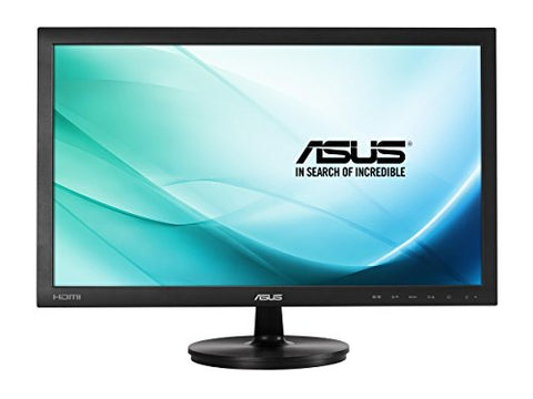 Asus Vs247H-P 23.6  Full Hd 1920X1080 2Ms Hdmi Dvi Vga Monitor