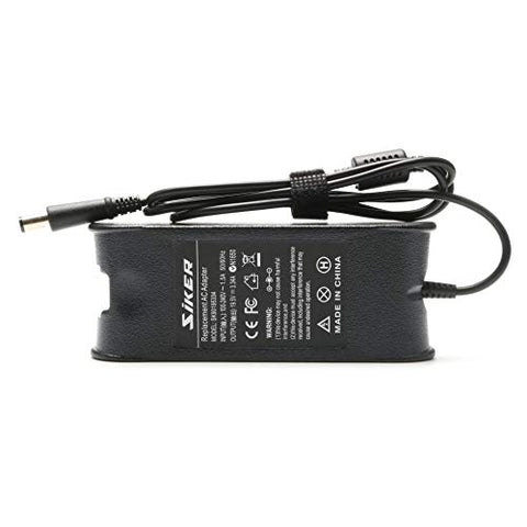 New Laptop Charger Ac Adapter Pa-12 19.5 V 3.34A For Dell Inspiron 15 (3520),Inspiron 15 (3521), Inspiron 15 (3537), Inspiron 15R (5520), Inspiron 15R (5521), Inspiron 15R (7520), Inspiron 15R N5110