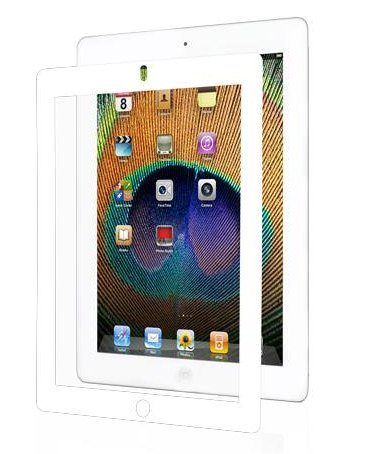 Moshi 99Mo020989 Ivisor Ag Ipad Air 2 White