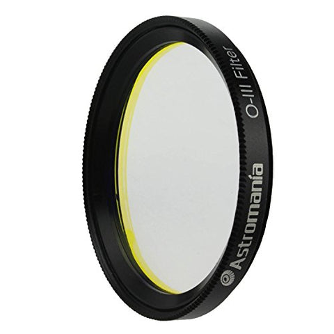 Astromania 2  O-Iii Filter - Produces Near-Photographic Views Of The Veil, Ring, Dumbbell And Orion Nebula, Among Many Other Objects
