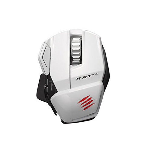 Mad Catz R.A.T. M Wireless Mobile Gaming Mouse For Pc, Mac And Mobile Devices