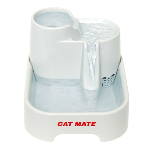 Cat Mate Pet Fountain By Petmate