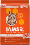 Iams Proactive Health Healthy Adult Dry Cat Food With Chicken, 22 Lb. Bag
