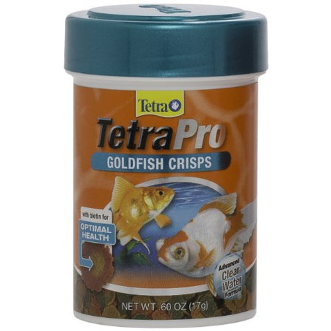 Tetrapro Goldfish Crisps, Balanced Diet