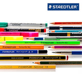 Staedtler Mars Carbon Lead, 2Mm, 2B, 12 Lead (200-2B)