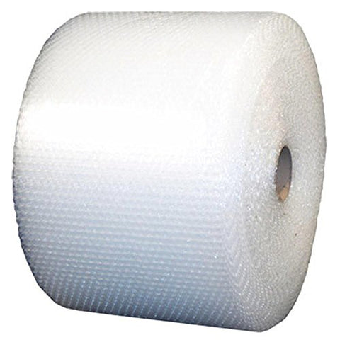 Uboxes Small Bubble Cushioning Wrap 175' 3/16 , Perforated Every 12  (Bubbsma12175)