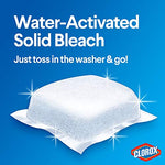 Clorox Zero Splash Bleach Packs, 12 Count (Packaging May Vary)
