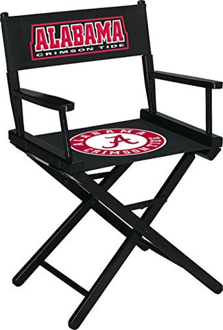 Imperial Officially Licensed Ncaa Merchandise: Directors Chair (Short, Table Height), Alabama Crimson Tide