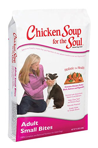 Chicken Soup Adult Dog Small Bites 5Lb