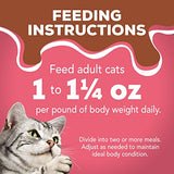 Purina Friskies Extra Gravy Chunky With Salmon In Savory Gravy Wet Cat Food - (24) 5.5 Oz. Cans