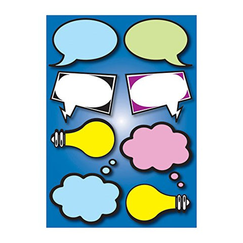 Ashley Productions Speech Bubbles Die-Cut Magnets