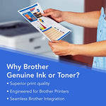 Brother Genuine Standard Yield Color Ink Cartridges, Lc1013Pks, Replacement Color Ink Three Pack, Includes 1 Cartridge Each Of Cyan, Magenta &Amp; Yellow, Page Yield Up To 300 Pages/Cartridge, Lc101
