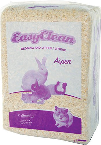 Pestell Pet Products Easy Clean Aspen Bedding, 113 Liters