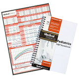 Pediatrics H&Amp;P Notebook Medical History And Physical Notebook, 100 Medical Templates With Perforations