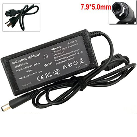 Bestcompu 19.5V Ac Adapter Charger For Dell Inspiron 1318 1545 1546 1551 1557 1750 Xps M1330 Adp-65Ah B Pa-21 Hr763 La65Ns2-00 Da65Ns4-00 Xk850 Nx061 330-0395 310-9249 Yr733 Pa-1650-02Dw