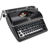 Royal Classic Retro Manual Typewriter (Black)