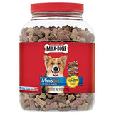 Milk-Bone Flavor Snacks  Dog Treat, Mini Biscuits, 36-Ounce