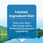 Natural Balance L.I.D. Limited Ingredient Diets Dry Dog Food, Grain Free, Sweet Potato &Amp; Fish Formula, 26-Pound