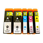 Compatible Set Of Dell 31Xl Black Cyan Magenta Yellow Ink Cartridge For Dell V525W V725W (Dell Series 33 Ink)
