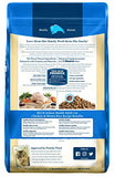 Blue Buffalo Indoor Health Natural Adult Dry Cat Food, Chicken &Amp; Brown Rice  15-Lb