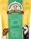 Newman'S Own Beef Jerky Treats For Dogs, Original Recipe, 5-Oz.