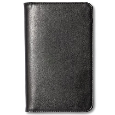 Plan Ahead Business/Credit Card Holder Black, Holds 96 Cards Total (70724)