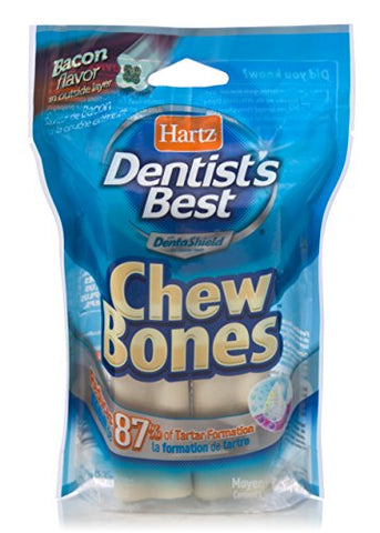 Hartz Dentist'S Best Dental Dog Treat Chews